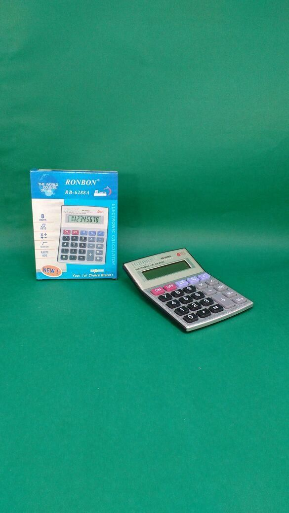 CALCULADORA 8 DIGITOS