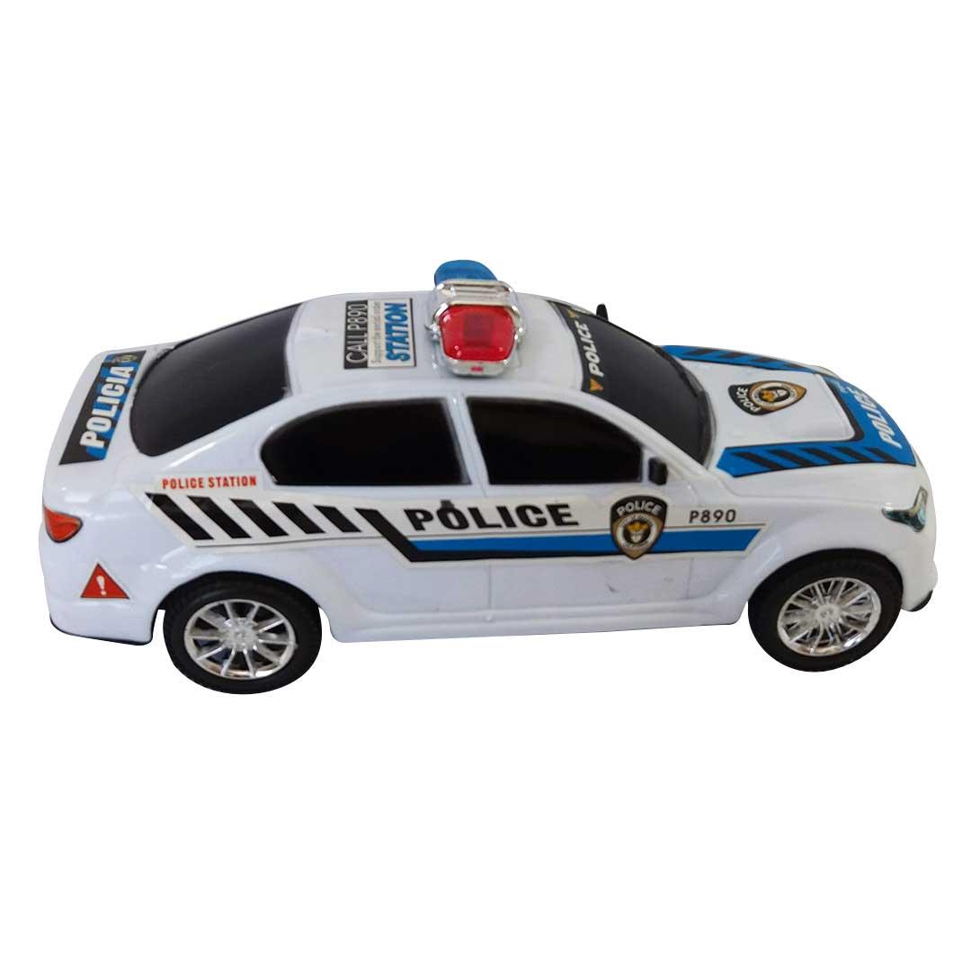 CARRO DE POLÍCIA 30CM