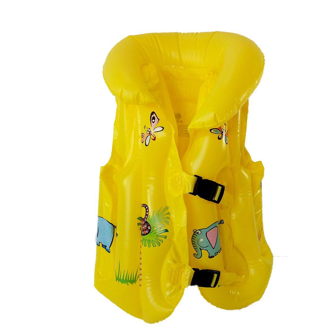 COLETE INFLÁVEL INFANTIL PVC 57X45CM