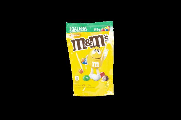 Confeitos de Chocolate M&M'S 148 g