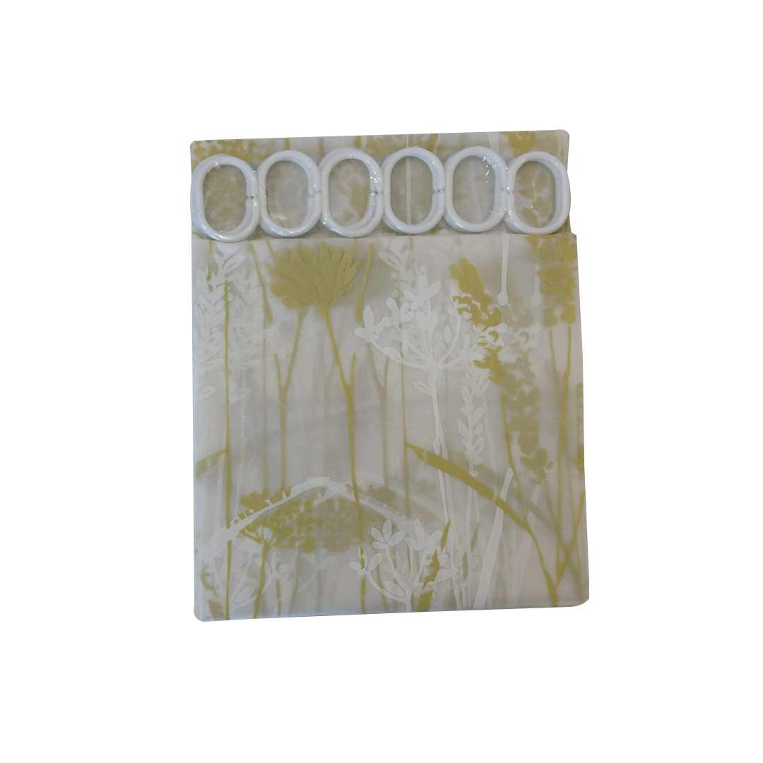 CORTINA PARA BOX PVC 1,80X1,80M