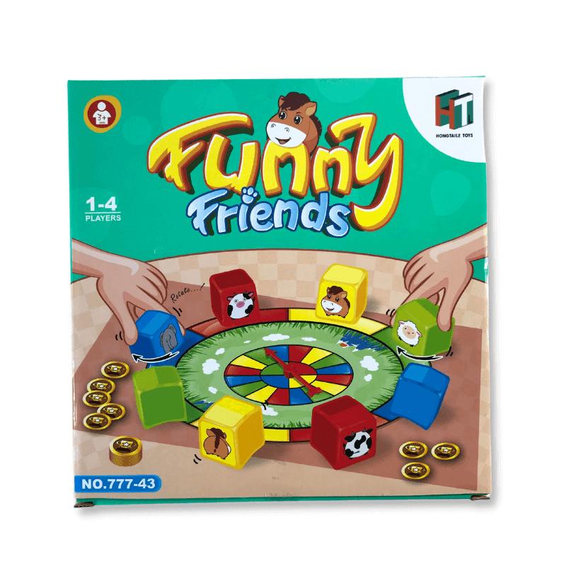 JOGO FUNNY FRIENDS
