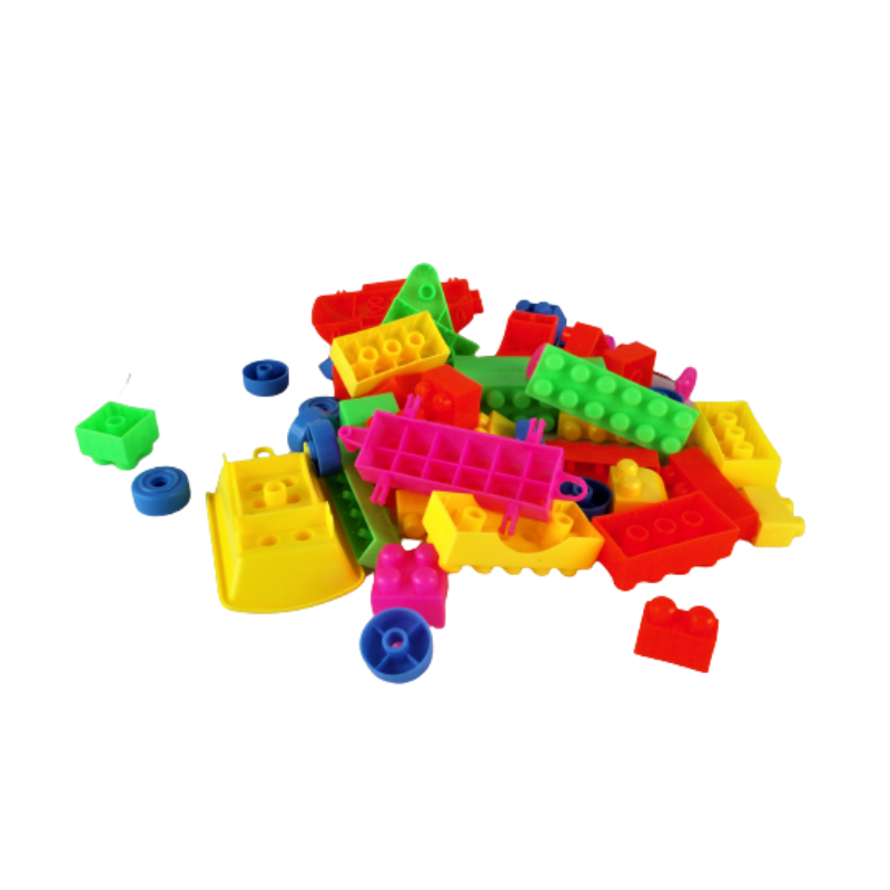 LEGO NA SACOLA 48 PEÇAS