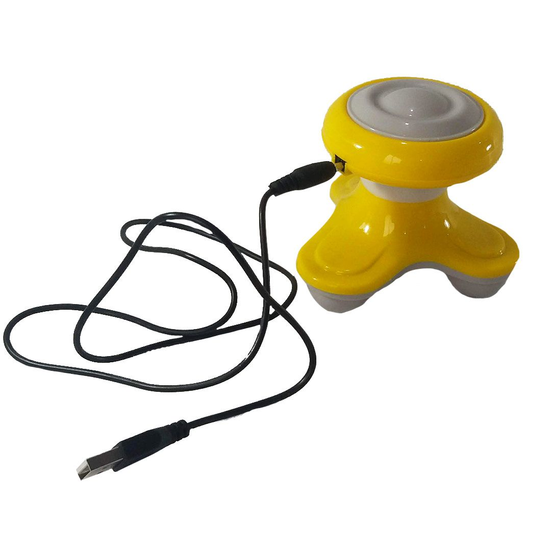 MASSAGEADOR CORPORAL COM CABO USB
