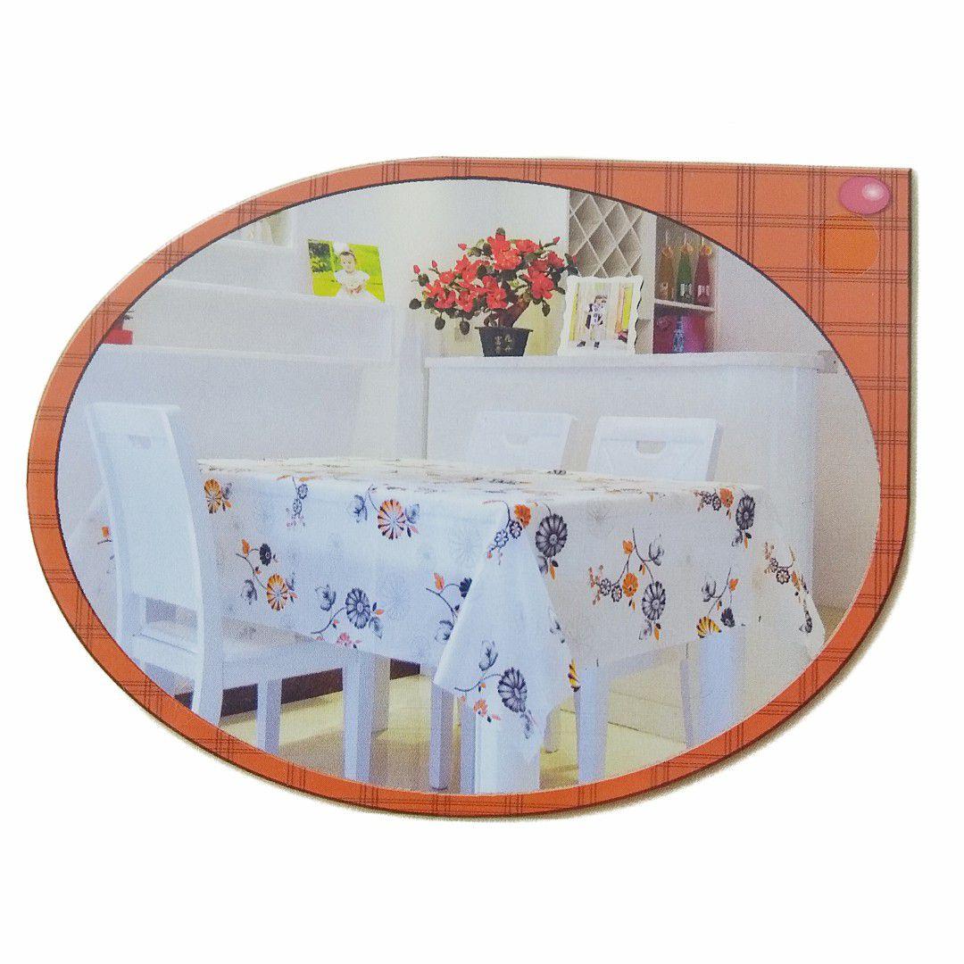 TOALHA DE MESA PVC 106X106CM