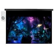 Tela de Projeção Elétrica Prime Tahiti 16:9 WScreen 180 Polegadas 3,98 m x 2,25 m TTES-012