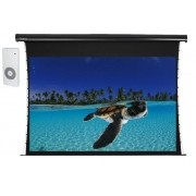 Tela de Projeção Elétrica Tensionada Tahiti 4:3 Vídeo 150 Polegadas 3,05 m x 2,29 m TTTE-005