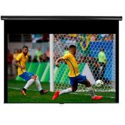 Tela de Projeção Retrátil Prime Tahiti 16:9 WScreen 72 Polegadas 1,59 m x 0,90 m TTRP-006