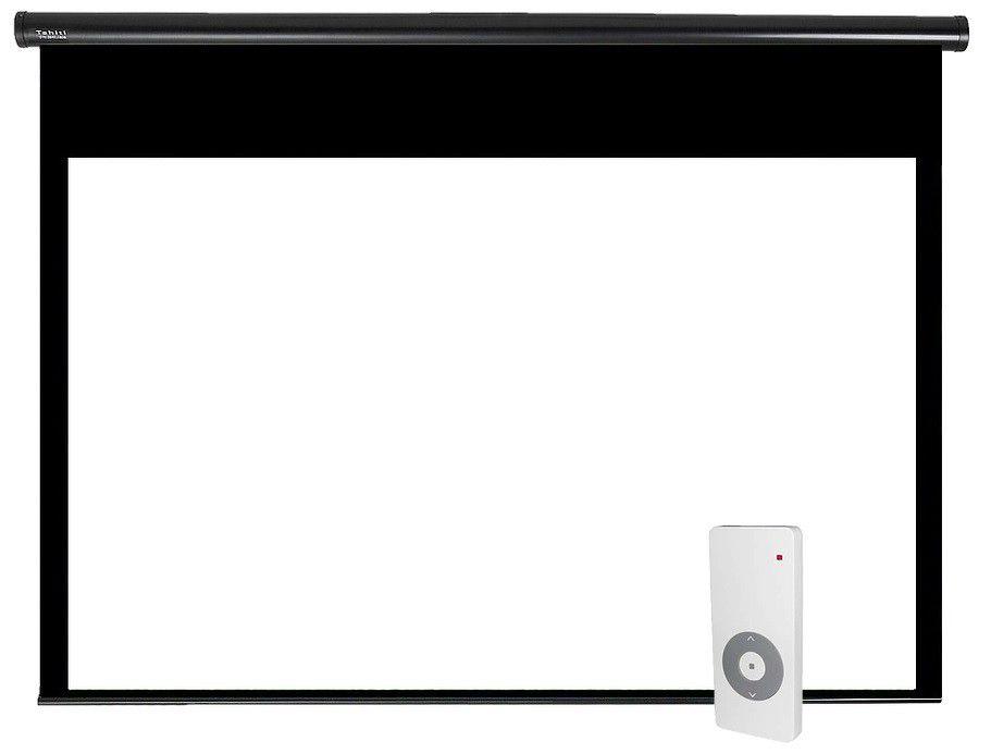 Tela de Projeção Elétrica Prime Tahiti 16:9 WScreen 92 Polegadas 2,04 m x 1,15 m TTEL-008