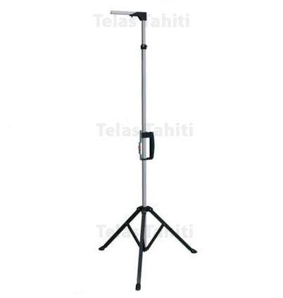 """Tela de Projeção Tripé Standard Tahiti 1:1 QD 100"""" 1,80 m x 1,80 m TTRT-002"""