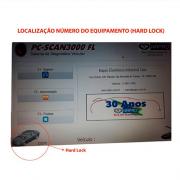 Atualização 10 scanner automotivo PC-SCAN7000 versão 6, 7 e 8 NAPRO
