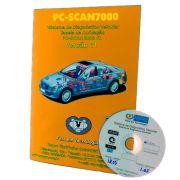Atualização 11 Scanner Automotivo PC-SCAN7000 versão 6, 7, 8 e 9 NAPRO
