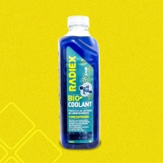 Bio Coolant Concentrado Azul 1L RADIEX