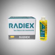 CAIXA 16 BIO COOLANT RADIEX PRONTO USO AMARELO R1897