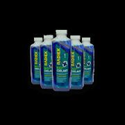 Caixa com 16 Bio Coolant Concentrado Azul 1L RADIEX