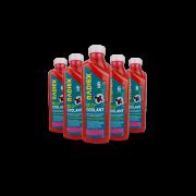 Caixa com 16 Bio Coolant Superconcentrado Rosa 1L RADIEX