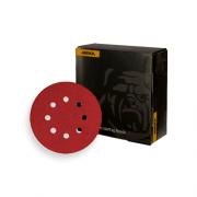 Caixa com 50 Discos de Desbaste Coarse Cut 150mm Grip 6H P60 MIRKA