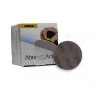 Caixa com 50 Discos Lixa Abranet Ace 77mm Grip P800 MIRKA