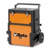 Carro para ferramentas tipo trolley com dois módulos BETA