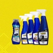 Kit de Limpeza a Seco WAASH RADIEX