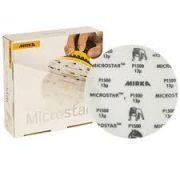 Lixa Disco MICROSTAR MIRKA Ø150mm/6