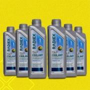 Pack 6 TAP Coolant Azul Pronto Uso 1L - RADIEX