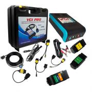 Scanner Automotivo PC-SCAN3000 FL Versão 19 c/ 10 cabos e conectores NAPRO