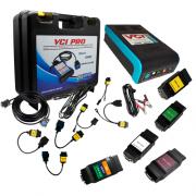 Scanner Automotivo PC-SCAN3000 FL Versão 19 c/ 14 cabos e conectores NAPRO
