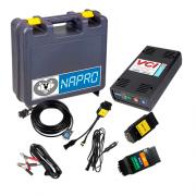 Scanner Automotivo PC-SCAN3000 FL Versão 18 c/ 6 cabos e conectores NAPRO
