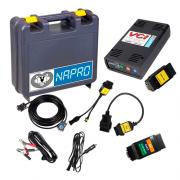 Scanner Automotivo PC-SCAN3000 FL Versão 18 c/ 7 cabos e conectores NAPRO