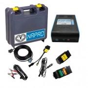 Scanner Automotivo PC-SCAN3000 FL Versão 21 c/ 6 cabos e conectores NAPRO