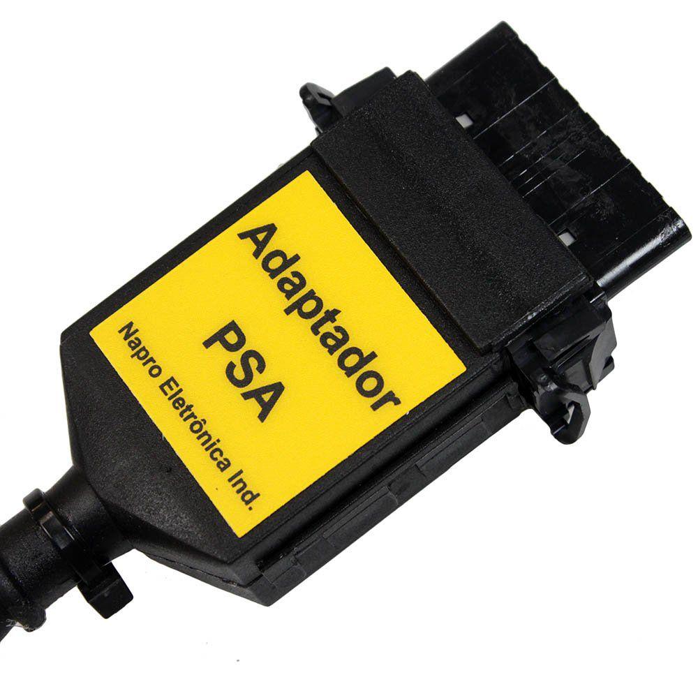 Cabo Adaptador PSA Peugeot e Citroen Scanner PC-SCAN3000 NAPRO