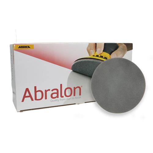 Caixa com 20 Discos Lixa Abralon 150mm Grip 2000 MIRKA