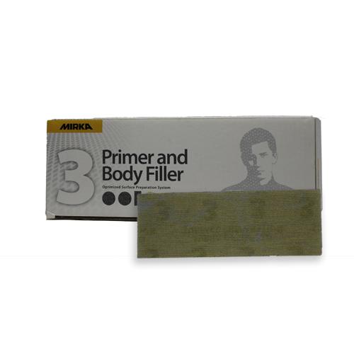Caixa com 50 Lixas de Tira OSP3 70X198mm  MIRKA