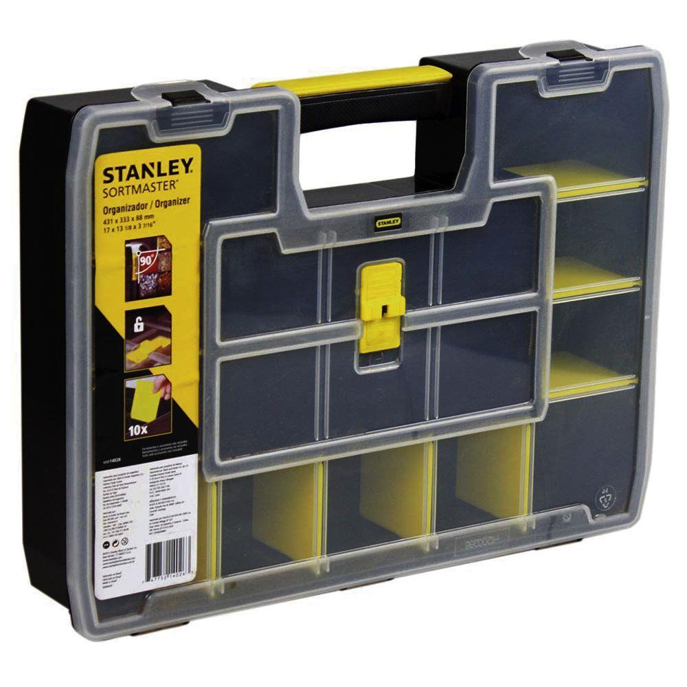 Caixa organizadora para ferramentas Softmaster Grande STANLEY