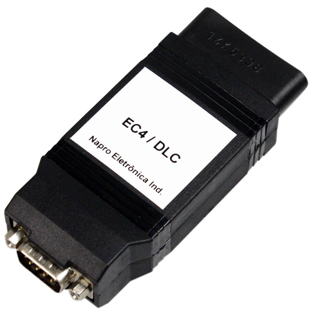 Conector EC4/DLC PC SCAN 3000 USB NAPRO