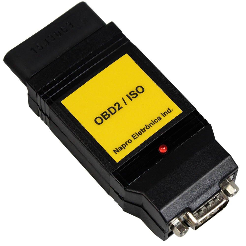 Conector OBD2 ISO PC SCAN 3000 USB NAPRO