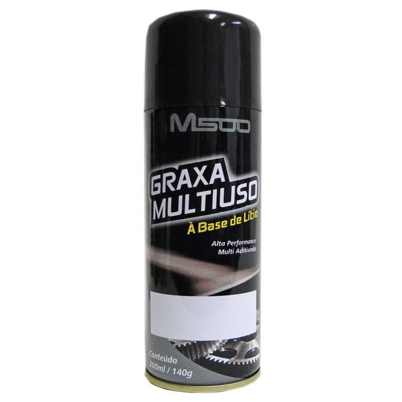 Graxa Multiuso Azul 200 Ml M500