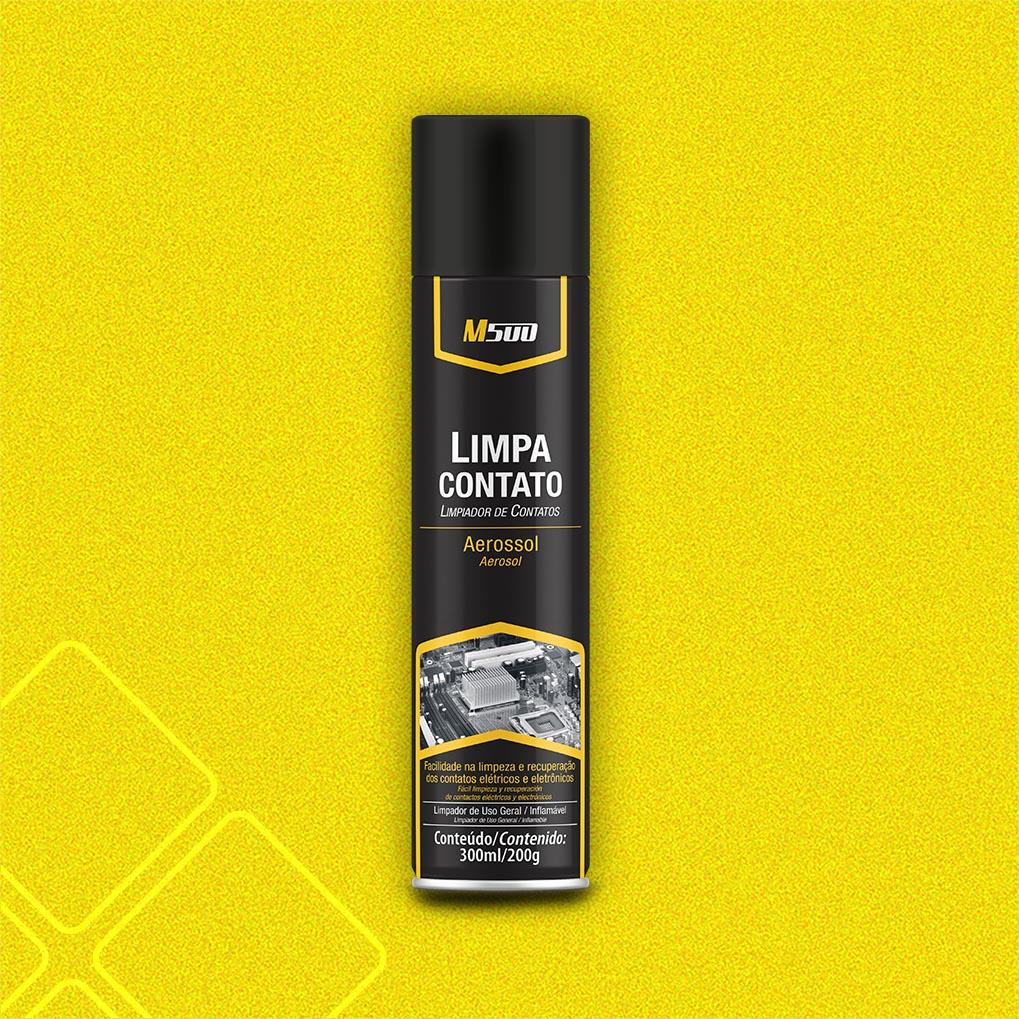 Limpa Contato M500 300 ml