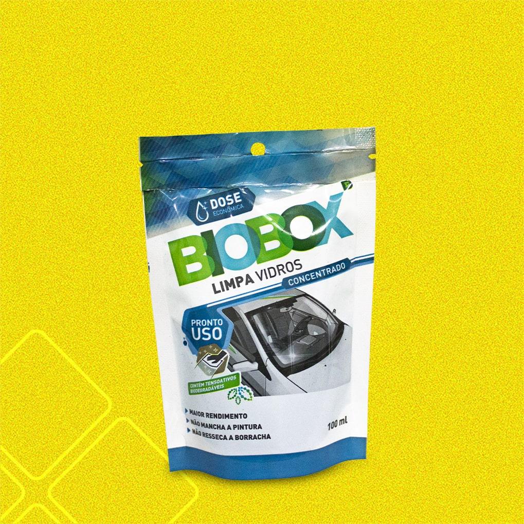 Limpa Para-Brisa BIOBOX RADIEX
