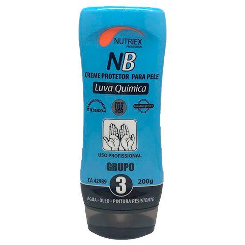 Luva Química NB NUTRIEX 200g