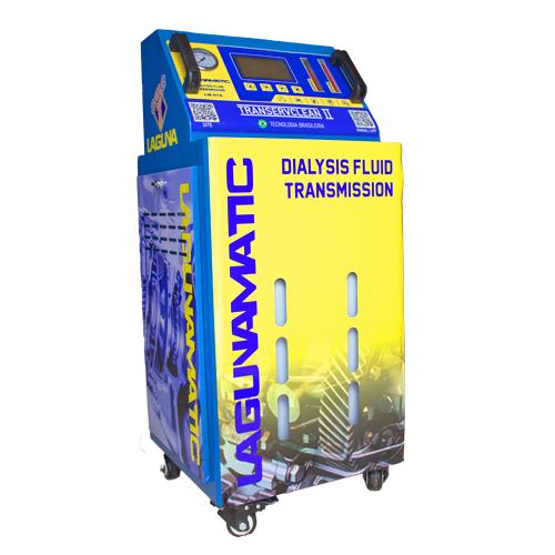 Máquina Elétrica Automática 12V para Troca de Fluído TRANSERVCLEAN II