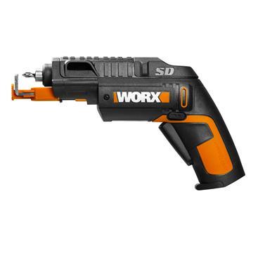 Parafusadeira com Bateria 4V Max Li e suporte para parafusos WORX