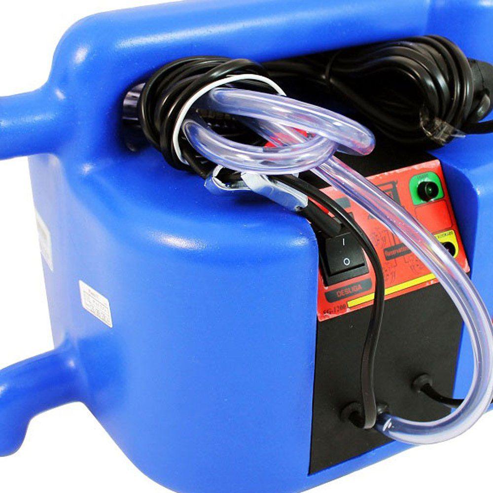 Sangrador de freios PLANATC com controle manual
