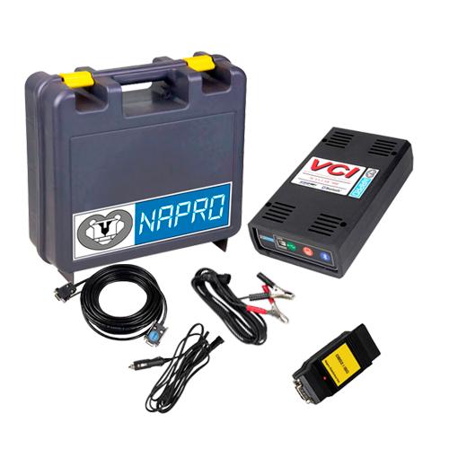 Scanner Automotivo PC-SCAN3000 FL Versão 18 básico c/ conector OBD2-ISO NAPRO