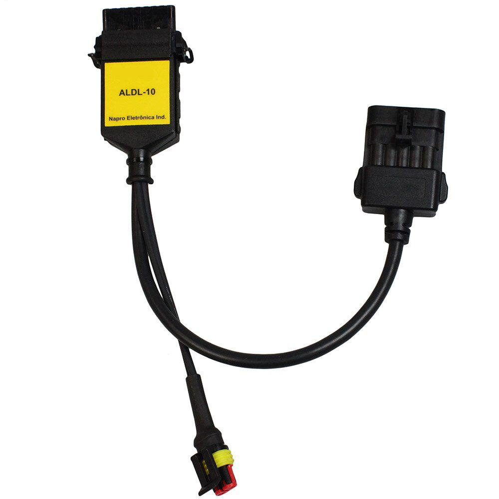 Scanner Automotivo PC-SCAN3000 FL Versão 20 c/ 10 cabos e conectores NAPRO