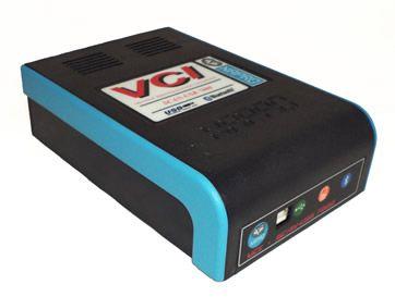 Scanner Automotivo PC-SCAN3000 FL Versão 19 c/ 5 cabos e conectores NAPRO