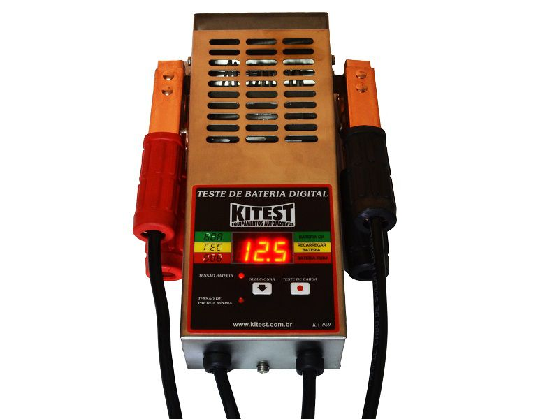 Teste de Bateria Digital KITEST