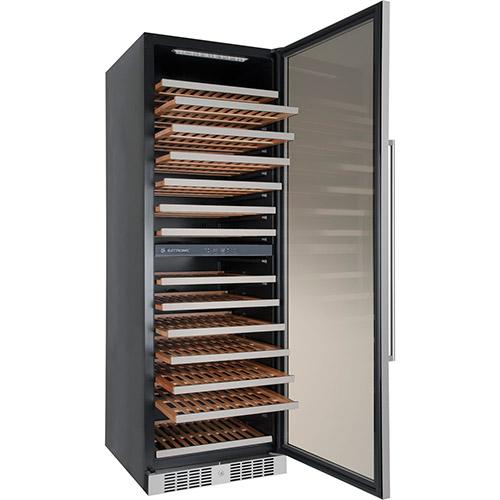 Adega de Embutir Dual Zone Climatizada 154 Garrafas Elettromec