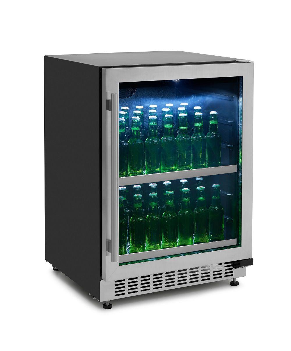 Beer Center 135 Litros Built-In Abertura Lado Direito Elettromec